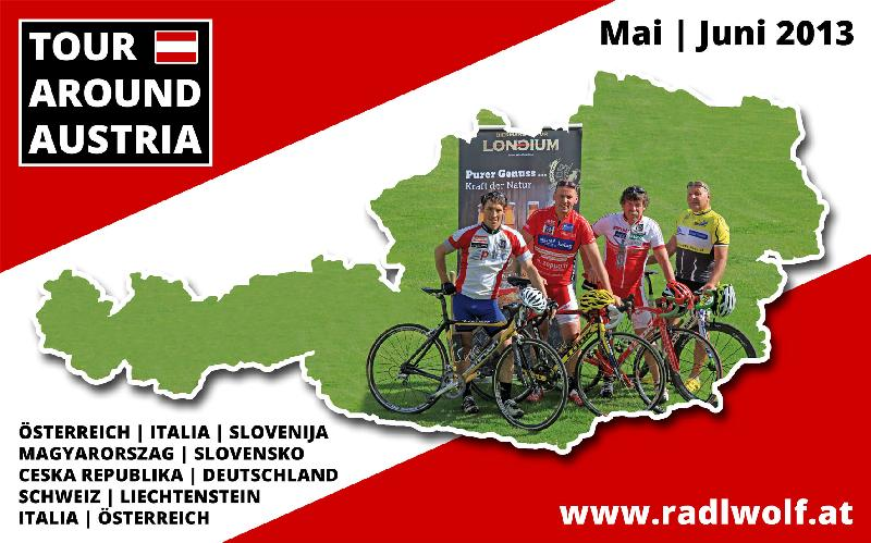 """zum Reisetagebuch """"TOUR AROUND AUSTRIA"""""""