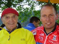 Radlwolf mit Adi Klingberg