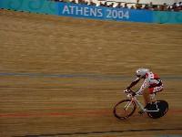 Paralympics Athen 2004 Bahnrennen