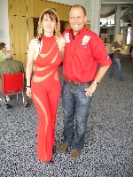 Mirella Somma KBSV Landessekräterin und Radlwolf