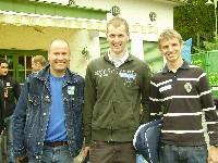 Wolfgang Dabernig, Uwe Hochenwarter, Markus Hohenwarter