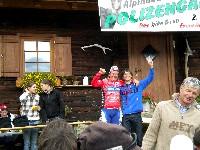 Radlwolf mit Freund Michael Kurz