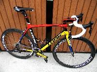 Die neue Rennmaschine LOOK 695 SL Mondrian Di2
