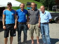 Martin Mesotitsch, Radlwolf, Daniel Mesotitsch, Kurt Strobl