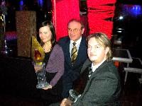 Behindertensportlerin Melissa Köck, KBSV Präsident Dipl.Ing. Franz Weingartner, Behindertensportler Oliver Teuffenbach