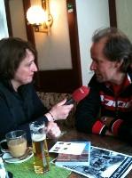 ORF-Interview mit Waltraud Jäger