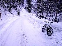 Auffahrt zur Ödenhütte