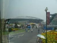 """Radstadion """"Laoshan Velodrom"""""""