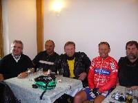 Einige Biker der Uro Flows Austria und Radlwolf
