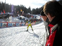 Biathlon WC in Pokljuka