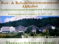 Rehabilitationszentrum Althofen