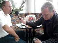 Radlwolf im Gespräch mit Reinhold Abart Radio Osttirol