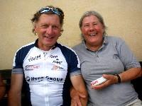 Franz Klammer mit Mama von Radlwolf