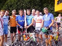Ronny Hohenberger, Paco Wrolich, Felix Gottwald, Franz Klammer, Bernie Eisel, Erich Pötscher, Wolfgang Dabernig, Fritz Strobl