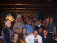 Die Teilnehmer beim 7. Kötschach-Mauthnertreffen in Innsbruck