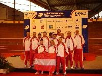 Österr. Behindertenradnationalteam bei der WM in Bordeaux