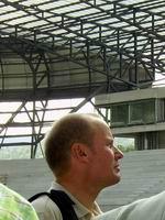 Wolfgang Dabernig nachdenklich