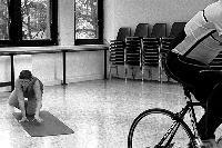 """Anna Dabernig und Wolfgang Dabernig im Film """"excursus on fitness"""""""