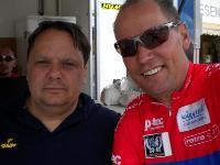 Christian Langhammer ÖRV und Radlwolf, Christian war mit Radlwolf 1998 bei der WM in Colorado/USA ,wo er als Mechaniker und Betreuer dabei war
