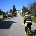 "Auffahrt zum ""Castello di Susans"""