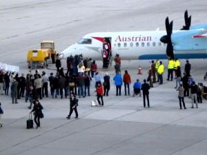 Großer Empfang für unsere Kärntner Paralympic-Helden am Flughafen Klagenfurt