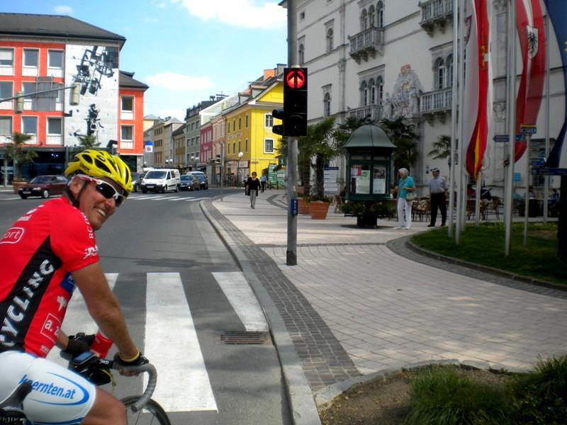 Stadtdurchfahrt Spittal/Drau