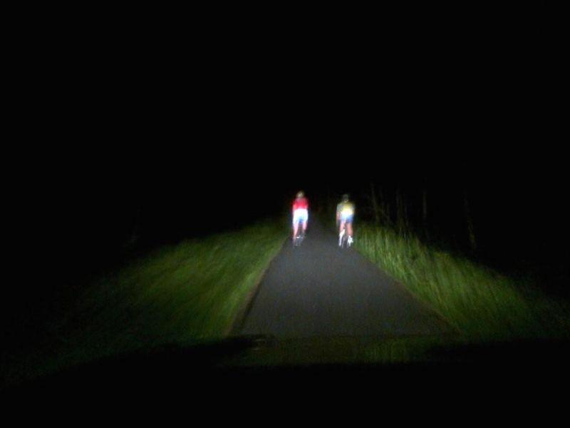 Heimleuchtung am Gailtalradweg