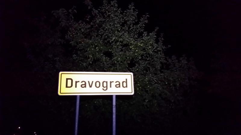 Dravograd (Unterdrauburg), das Ziel ist erreicht