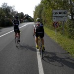 Einfahrt nach Grado