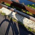 über die Lagune von Grado