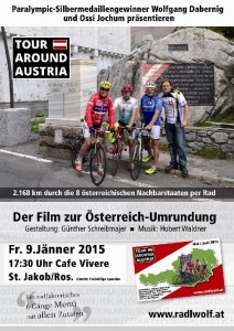 """Filmpräsentation """"Tour Auround Austria"""""""