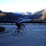 der Cavazzo See ist wieder erreicht