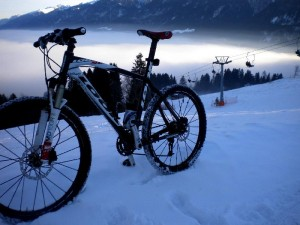1. MTB-Wintertraining 2015