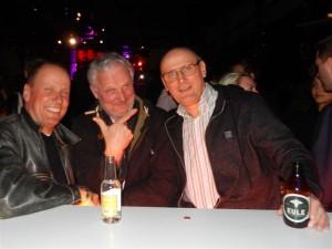 Wolfgang Dabernig, Othmar Schmiederer und Josef Dabernig