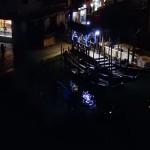 Die Gondeln von Venedig (ital. Gondola ist ein venezianischer Bootstyp)