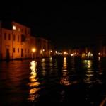 durch den Canal Grande vorbei an prachtvollen Palästen und Kirchen zurück zum Hotel