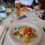 Mittagessen in Conegliano