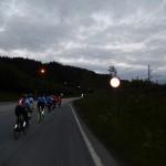 die Radler um Mitternacht