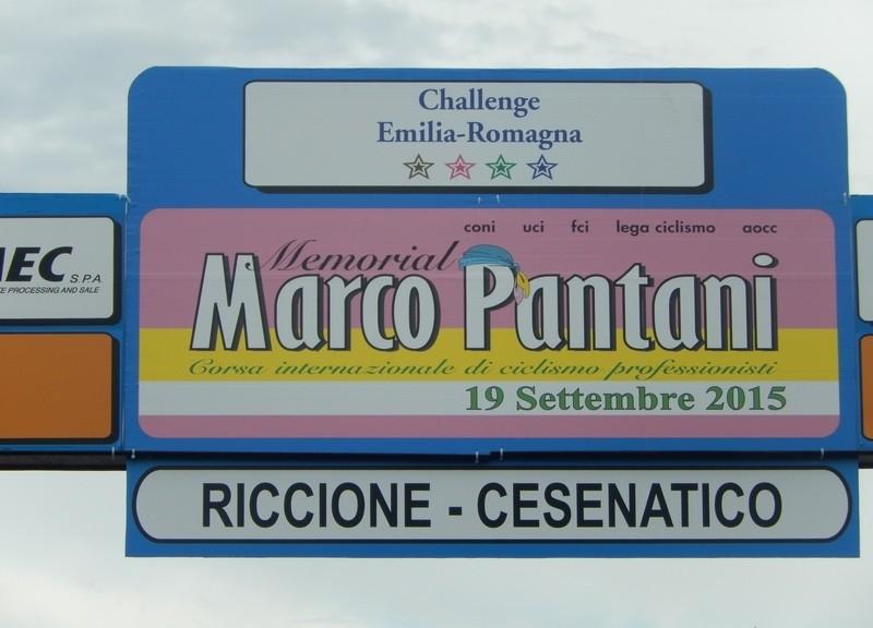Memorial Marco Pantani 2015