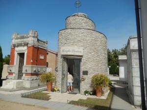 Mausoleum Marco Pantani