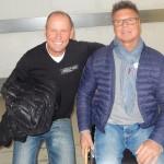 Radlwolf und Behindertensportkollege Klaus Dolleschal