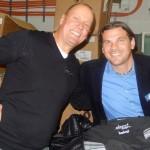 Radlwolf mit Stefan Weitensfelder Verein Kärnten-Sport - Kassier - Administration