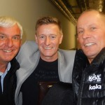 v.l. Joschi Kopp Sport Chefredakteur Kleine Zeitung, Mag. Arno Arthofer - Landessportdirektor Obmann Verein Kärnten-Sport und Radlwolf