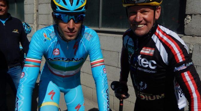 """Meistertreffen beim """"Giro del Trentino"""""""