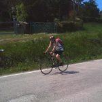 sowie VSC-Villach Obfrau Ingrid und Motz eine wunderschöne Tour über 100km und 1100 Köhenmeter