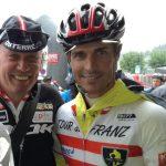 Radlwolf mit 3fach Olympiasieger Felix Gottwald