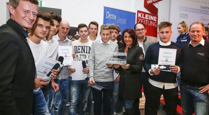 Kleine Zeitung Regionalsportlerwahl 2016