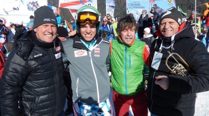 Radlwolf besucht unsere erfolgreichen österreichischen Para Ski Athleten bei der Para Ski WM in Tarvis