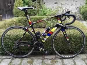 Das neue Straßenrad LOOK 795 light 30th anni DuraAce Di2 11s von Radlwolf