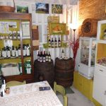 regionaler Spezialitäten im Olivenhain von Maria und Mario Zaghini